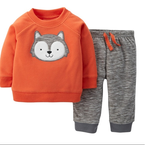 01751bc57 Carter's Matching Sets | Carters Boys 2 Pc Fleece Outfit 18 Months ...